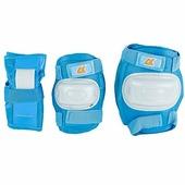 Роликовая защита Спортивная Коллекция Jr Pad Light Blue р-р S