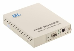 Gigalink GL-MC-UTPG-SFPG-FM Медиаконвертер
