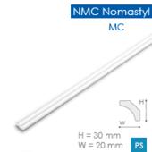 Плинтус потолочный NMC MC