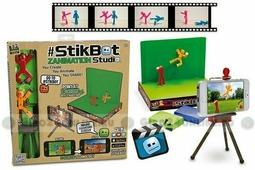 Фигурка STIKBOT Анимационная студия со сценой TST617