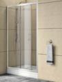 Стеклянная душевая дверь Kolpa-san Q-line TV/2D 110 x 190 110 / 190 см