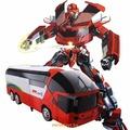 Интерактивная игрушка MZ Bus