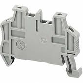 Клеммные соединения Концевой ограничитель для миниклемм 35мм DIN RAILS, 5,2мм, (1уп-50шт) Schneider Electric