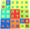 Коврик-пазл Sunta С русскими буквами / 1101AT/36