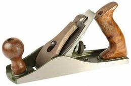 """Рубанок металлический """"Зубр"""" с двойным ножом для чистового строгания """"Двойной"""", 50х250 мм"""