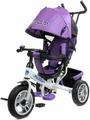 Детский велосипед Pilot трехколесный, PTA3V/2019, фиолетовый