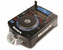 NUMARK NDX500 настольный CD/MP3-плеер, USB-Flash, встроенная аудио карта, USB-midi, Anti-Shock, seamless looping
