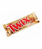 Twix Батончик шоколадный Твикс 55г