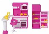 Огонек Игровой набор кухня Зефир