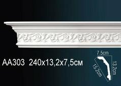 Лепнина Потолочный плинтус перфект AA303