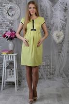 Для беременных Lucky Mum 1227 салатовый