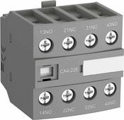 CA4-04M Контакт фронтальный 4НЗ для контакторов AF09…AF16..-30-10 ABB, 1SBN010140R1104