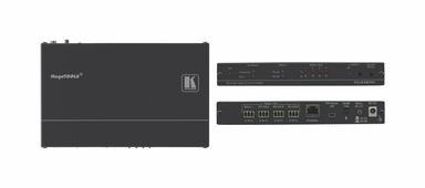 Kramer FC-24ETH Преобразователь RS-232 (RS-485) — Ethernet; 4 порта, web-интерфейс
