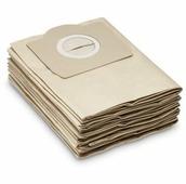 Фильтр-мешки для пылесосов Karcher (для серий WD3, MV3, SE 4001-4002, 5шт)(6.959-130.0)