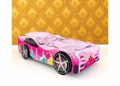 Кровать-машинка Вена