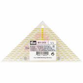 Поворотный треугольник для пэчворка 1/4 квадрата Prym 611313