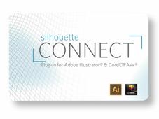Программа Silhouette Connect™ для Cameo, Portrait и Curio CONNECT-DIGITAL