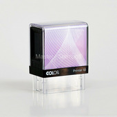 Оснастка для штампа Colop Printer 10 чёрно-фиолетовая