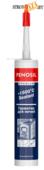 Силикон PENOSIL нейтральный прозрачный 310 мл,шт.