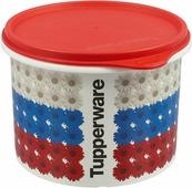"Контейнер Tupperware ""Триколор"", 1,1 л"