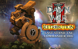Sega Warhammer 40,000 : Dawn of War II - Retribution - Last Stand Tau Commander DLC (SEGA_2633)