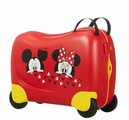 Чемодан Samsonite 43C-10001 Dream Rider Disney Suitcase *10 Mickey/Minnie Peeking