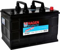 Аккумулятор для легковых автомобилей Hagen (110 A/h), 750A R+