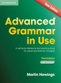 "Мартин Hewings ""Advanced Grammar in Use (Third Edition) Book with answers"""