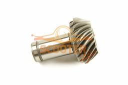 Вал- шестерня редуктора для бензокосы CHAMPION T233-517, 276-527 (ведущий)