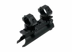Крышка ствольной коробки Leapers CKC с верхним основанием Weaver и кольцами 25,4 мм,