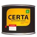 """Эмаль термостойкая антикоррозионная """"CERTA"""" черный до 700 С (0,4кг)"""