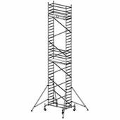 Модульная вышка строительная KRAUSE ProTec 0,7x2,0м (11,3м) (910196)