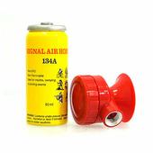 Сигнал звуковой горн пневматический Easterner C11649 50 мл 120 мм