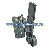 Спортивная скоростная кобура Amadini Super Ghost Ultimate (Glock 17,34, для правши)