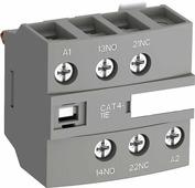 Блок контактный дополнительный CAT4-11M с клеммами катушки управления для контакторов AF09…AF16..-30-10 ABB, 1SBN010151R1111