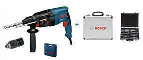 Bosch Перфоратор GBH 2-26 DFR + набор оснастки