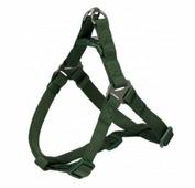 Шлея TRIXIE для собак Premium Harness L 65-80см/25мм лес