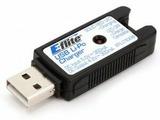 Зарядное устройство E-flite для 1S LiPo 300mA (от USB).