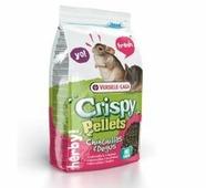 Versele-Laga Crispy Pellets Chinchilla&Degu полноценный корм для шиншилл и дегу 1кг