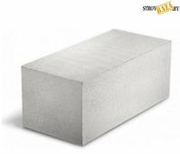 Блоки D-500 625*200*249 мм, стеновые из ячеистого бетона, с гладкой торцевой поверхностью, шт.