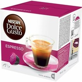 Капсулы Nescafe Dolce Gusto Espresso 16 шт