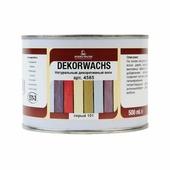 BORMA WACHS (Борма) Декоративный воск Decorwachs - 5 л, 101 Серый, Производитель: Borma