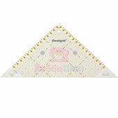 Поворотный треугольник для пэчворка 1/2 квадрата Prym 611314