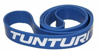 Силовая лента Tunturi, 44 мм, синяя