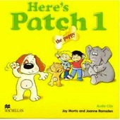 Here's Patch The Puppy 1 CD x2