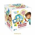 Рисуем пальчиками - набор для детского творчества Genio Kids TA1404