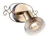 Светильник спот Arte Lamp FOCUS A5219AP-1AB