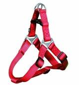 Шлея TRIXIE для собак Premium Harness M 50-65см/20мм красный