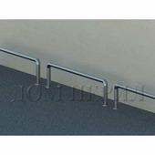 Отбойник парковочный ∅50,8 мм