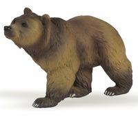 PAPO Коллекционная фигурка PAPO. Бурый медведь.